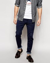Cheap Monday Tight Jeans Skinny Fit in Indigo