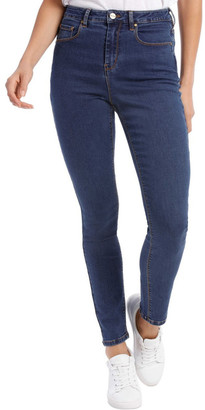 Grab Madison High Rise Skinny Jean Mid