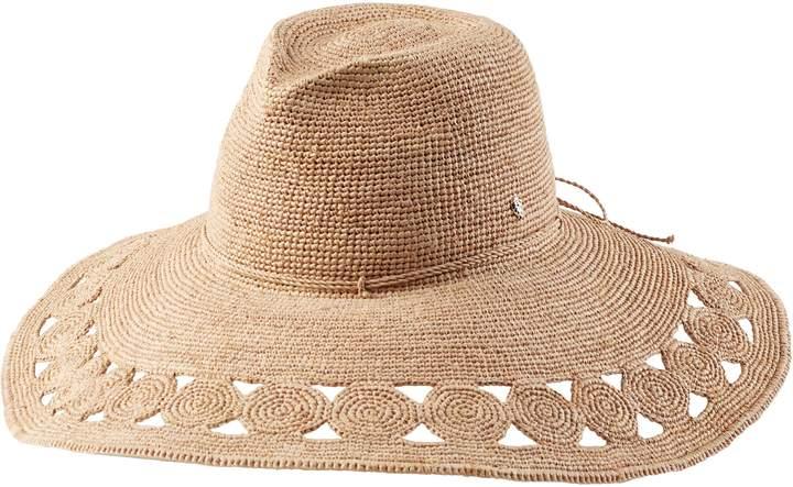Helen Kaminski Raffia Floppy Hat