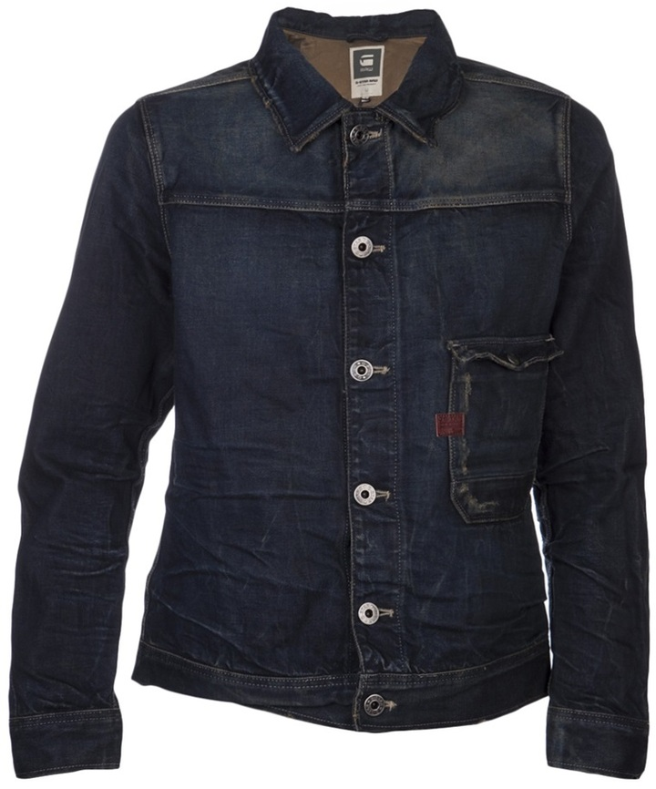 G Star 'Hunter' denim jacket
