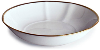 "Anna Weatherly ""Simply Elegant"" Rim Soup Bowl"