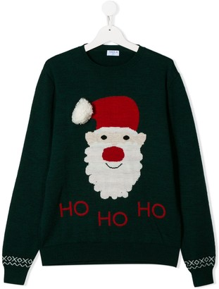 Siola TEEN Clause knit jumper
