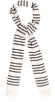 Rag & Bone Striped Woven Scarf