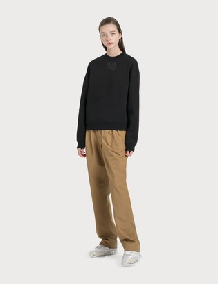 Alexander Wang Pull-on Pleated Pants