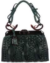 Christian Dior Samourai 1947 Frame Bag