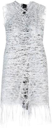 MATTEO THIELA Short dresses