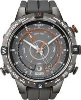 Timex Men's Expedition T49860 Silicone Quartz Watch with Dial