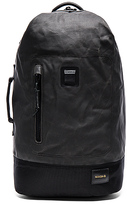 Nixon Origami Backpack in Black.