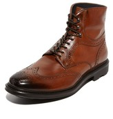 To Boot Hobson Leather Wingtip Boots