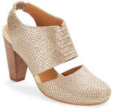 Seychelles Whirl Leather Slingback Pumps
