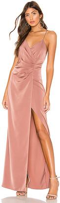 NBD Daydreamer Maxi Dress