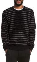 Vince Men's Stripe Merino Sweater