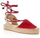 Soludos Platform Gladiator Espadrille Sandals