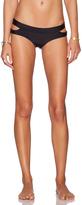 Mikoh Puka Puka Cutout Boy Short Bikini Bottom
