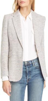 Helene Berman Single Button Blazer