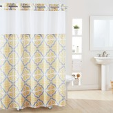 Hookless Missioi Shower Curtain & Liner