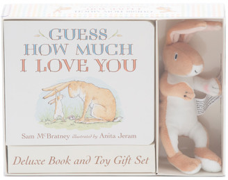Guess How Much I Love You Deluxe Book And Plush Toy Gift Set