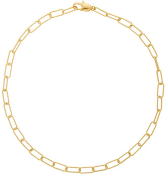 Laura Lombardi Gold Rosa Chain Necklace