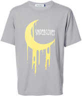 Undercover face print T-shirt - men - Cotton - 4