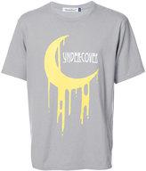 Undercover face print T-shirt