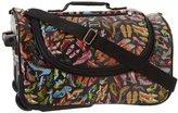 Sydney Love Kickin' It Wheeled Duffel Bag