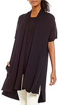 Eileen Fisher Simple Long Vest