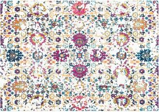 nuLoom Bodrum Nubia Floral Damask Rug