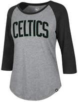 '47 Women's Boston Celtics Club Raglan T-Shirt
