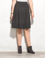 dressbarn roz&ALI Mixed Print Skirt