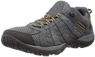 Columbia Mens Redmond Hiking Boots, Gray - Grau (Shale, Black 051), EU