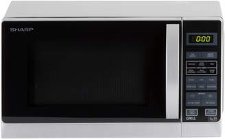 Sharp 800W Microwave with Grill R662SLM