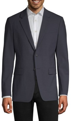 Theory Chambers Slim-Fit Wool Sportcoat