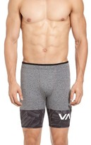 RVCA Men's Sport Defer Compression Shorts