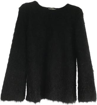 Celine Black Wool Knitwear for Women