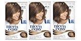 Clairol Nice 'N Easy Hair Color 116b Natural Light Caramel Brown, (Pack of 3)