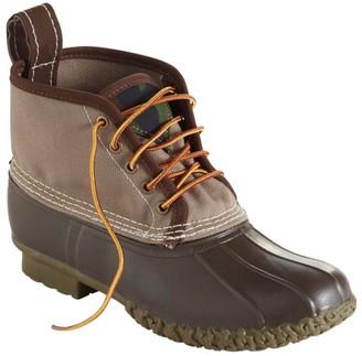 "L.L. Bean Men's Small Batch Bean Boot, 6"" Canvas"