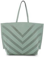 Urban Expressions Rome Cutout Vegan Leather Tote