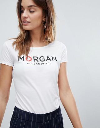 Morgan Motif Tee