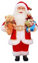Windy Hill Collection Standing Traditional Santa Claus Figurine