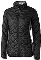 Cutter & Buck Women's Wind and Water Packable Lightweight Sandpoint Quilted Jacket