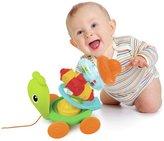 Infantino Pre-School Sensory Pull-Along Snail