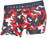 Tommy Hilfiger Men's 1 Pack Camo Print Trunk