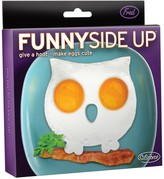 Fred & Friends Funny Side Up Owl Egg Corral - Set of 2