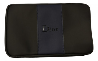 Christian Dior Black Polyester Small bags, wallets & cases