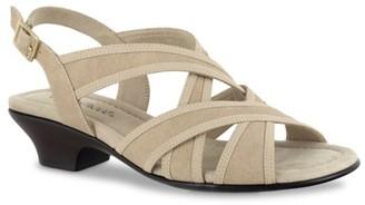 Easy Street Shoes Viola Sandal
