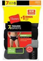 Hanes Men's Dyed Fashion Mid Rise Briefs P6__