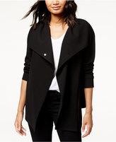 Kensie Textured Stretch Jacket