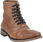 John Varvatos Men's Leather Fleetwood Boots, US 7