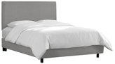 Skyline Furniture Nail Button Border Bed