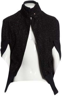 Preen Black Polyester Jackets